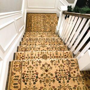 Grand Parterre - Stair Runner
