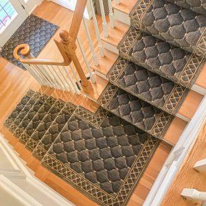 Nourison - Cosmopolitan - 100% Wool - Stair Runner
