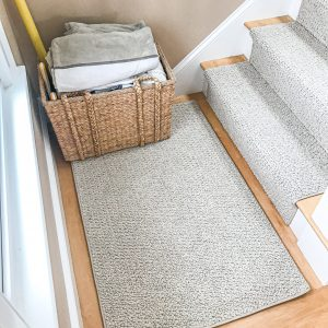 Hickory - Oatmeal - Wool - Custom Fabrication