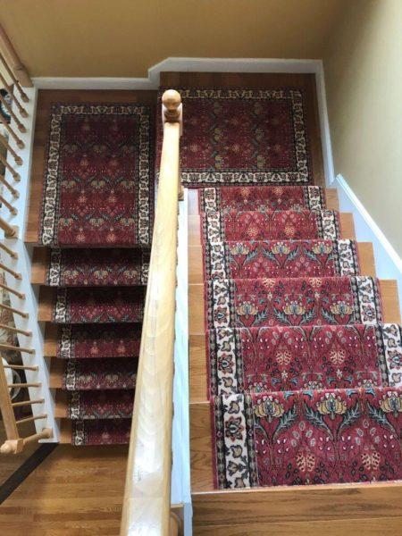 Beautiful Persian Stair Runner