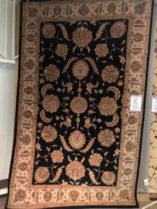 rug warehouse sale - black