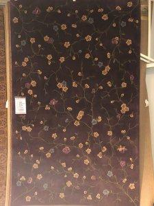 rug warehouse sale - dainty flowers