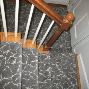 Nourison cut and bind stairs 2 halls