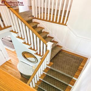 Owens - Inspiring - Stair Runner Install