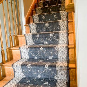 Nourison - Estate 2 Billington 2 - Granite - Stair Runner