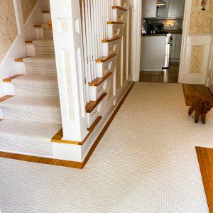 Dixie Home - Jumpstart - Macaroni - Stair Runner