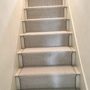 Dixie Home - Modern Art - Inland - Stair Runner