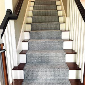 Nourison - Island Wave - Granite - Stair Runner