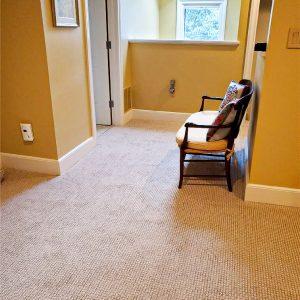 Dixie Home - Sandy Springs - Gobi Tan - Stair Runner & Wall to Wall